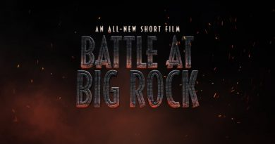 Battle at Big Rock – A Jurassic Park Short Film