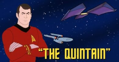 The Quintain – A Star Trek Fan film